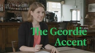 School Of British Accents – GEORDIE
