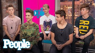 'Why Don't We' On Jake & Logan Paul Feud, Reveals Their Dating Status & More | People NOW | People