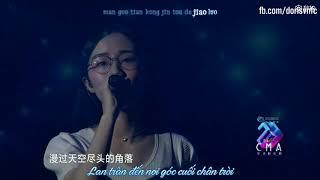||Vietsub|| Đại Ngư - Quách Thấm & Châu Thâm (Chinese Music Award)