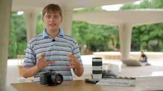 Профессиональная съемка с Canon EOS 5D Mark III