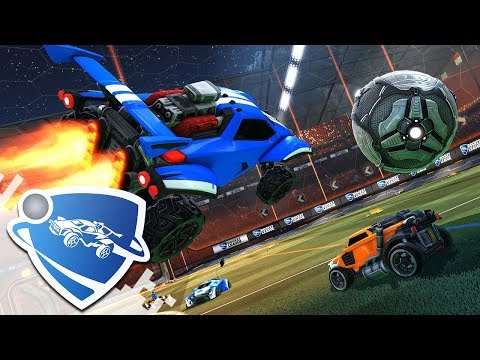 I Finally Play Rocket League - My Very First Match! Mp3