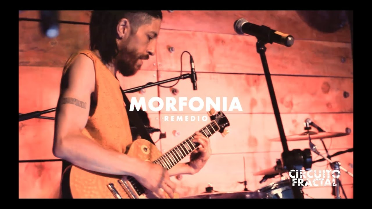Morfonia - Remedio (En vivo)