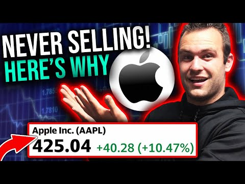 Apple Stock: Why I Am NEVER Selling