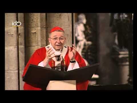 Vigile de la Pentecôte : messe et confirmations d'adultes
