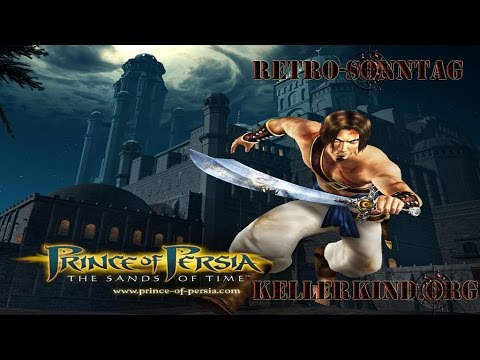 Retro-Sonntag [HD] #042 – Prince of Persia – The Sands of Time – Folge 1 ★ Let's Show Game Classics