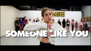 Adele - Someone Like You | Contemporary Jazz dance | Sabrina Lonis choreography (class)