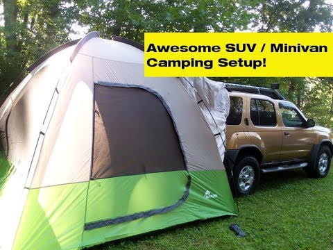 2018 Tent Review Napier Backroads SUV Tent