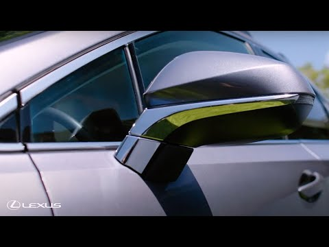 lexus lexus rx features with townsend bell blind spot monitor ad commercial on tv 2020 abancommercials