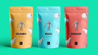 R Agency – Lazy coffee