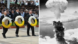 Watch: Nagasaki marks 75 years since US atomic bombing