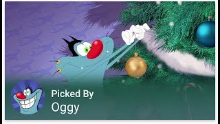 🎁Happy celebrations with Oggy and the cockroaches!🎁