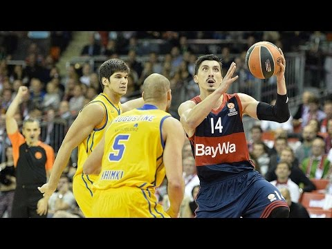 Highlights: RS Round 2, FC Bayern Munich 69-60 Khimki Moscow Region
