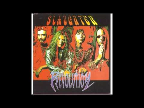 Hard To Say Good-Bye - Slaughter