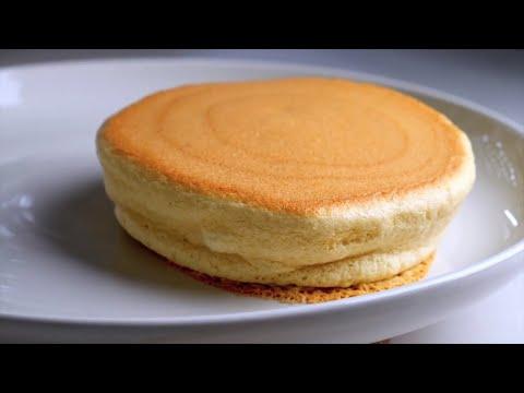 Fluffy Japanese pancakes in just 20 Minutes | Pancake Recipe