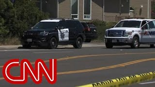 Mayor: At Least 1 Dead, 3 Injured In California Synagogue Shooting