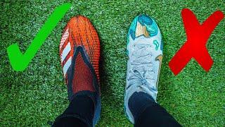 Die BESTEN Fußballschuhe für breite Füße 2020