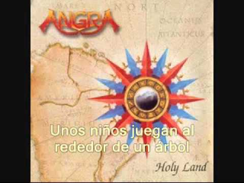 Angra - Lullaby for Lucifer (spanish subtitles)
