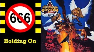 STRYPER Holding on - Lyric Video Image Clip HD - Legendado PT-BR