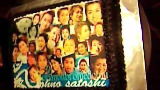[mnoarashi] Cake Cutting Ceremony @ Ohno Satoshi Birthday Bash