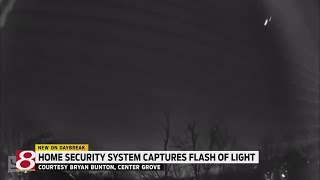 Reports of bright flash in Indiana night sky light up social media
