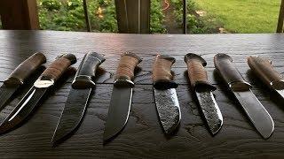 Нож для рыбалки и охоты рейтинг