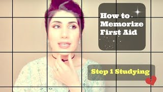Hmongbuy how to study for the usmle step 1 part 1 first how to memorize first aid ccuart Gallery