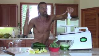 FREE JUICE RECIPES ~ HEAL ANY DISEASE WITH THIS GREEN JUICE!