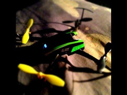 Blade Nano QX - Review and Flight