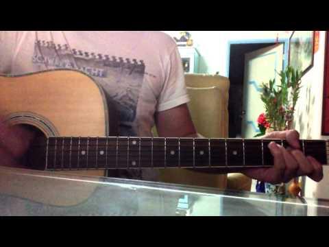 Riptide-Vance Joy guitar cover/tutorial