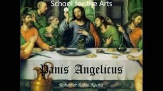"""Panis Angelicus"" featuring Robert Rowley & Tyler Blincoe"