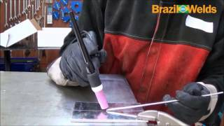 Soldadura TIG - Consejos para empezar a soldar aluminio