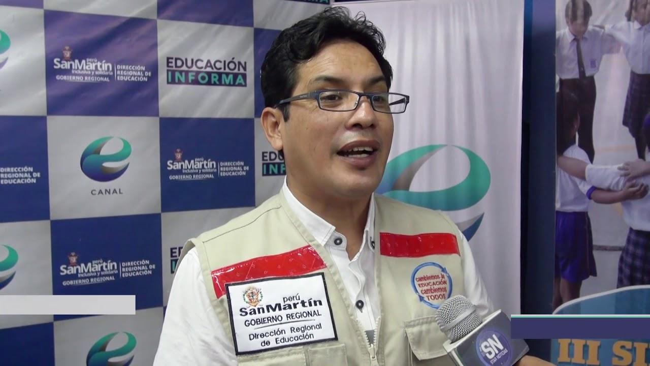 III SIMULACRO NACIONAL ESCOLAR 2018