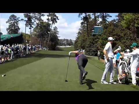 A quick compilation of some video I took at The Masters 2013 Practice Round in Augusta GA