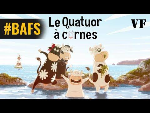Le Quatuor à cornes - Bande Annonce VF – 2018