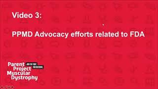PPMD Advocacy & FDA [Advocacy Hub Ep. 3]