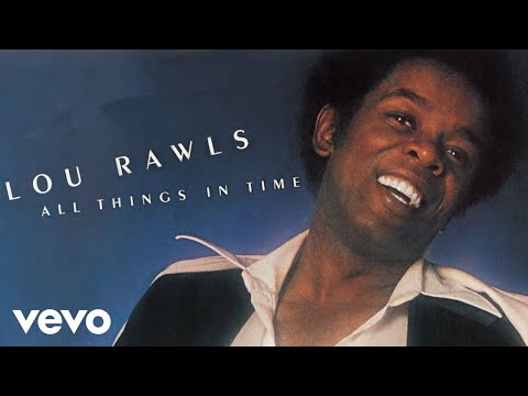 Lou Rawls - You'll Never Find Another Love Like Mine (Audio)