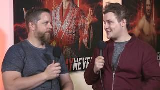 WWE 2K19: Mark Little Q&A Part 2