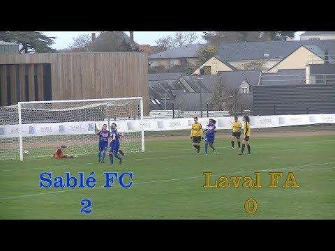 Sablé FC - FA Laval