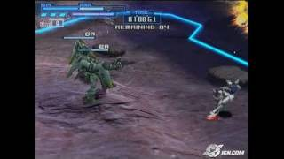 Picture of a game: Gundam: Battle Assault 3