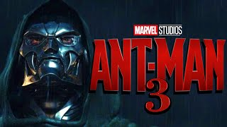 ANTMAN 3 VILLAIN REVEALED Dr. Doom and Norman Osborn Explained