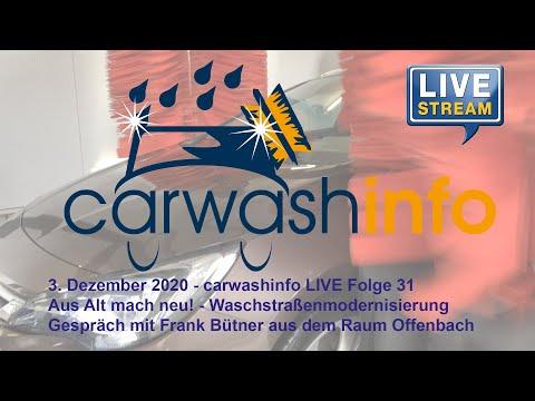 carwashinfo LIVE Folge 31