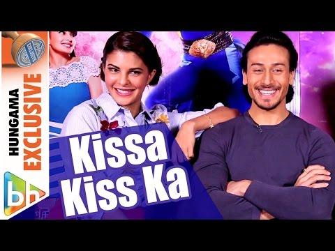 Jacqueline Fernandez Shares Kissa Kiss Ka With Tiger Shroff From A Flying Jatt