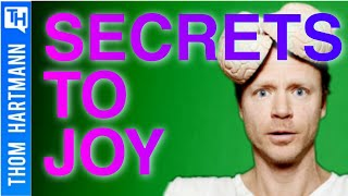 Secrets To Happiness Revealed (w/ Harald Eia)