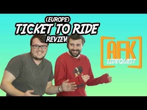 AFK Sidequest: Ticket To Ride