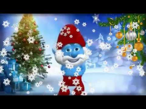 Самое лучшее Новогоднее поздравление от гномика!)