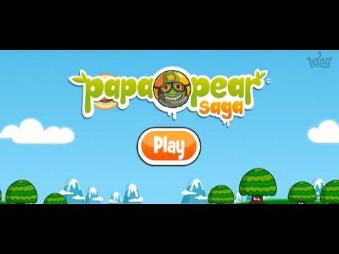 Vidéo Papa Pear Saga
