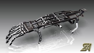 Mechanical hand 2