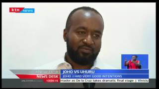 Newsdesk: Hassan Joho barred from attending Mtongwe Ferry Launch