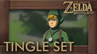 Zelda Breath of the Wild - Tingle Armor Set Location