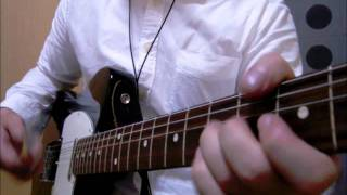 Dr.Feelgood-The More I Give Guitar Cover